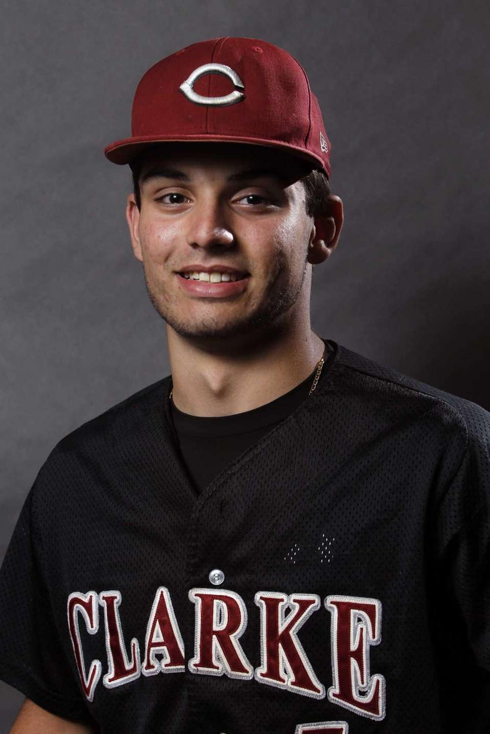 JOE FUSCO Clarke, 3B/P, Sr. All-Nassau batted .438
