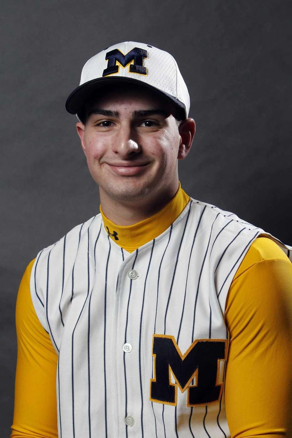 NICK FANNERON Massapequa, C, Sr. The All-County selection