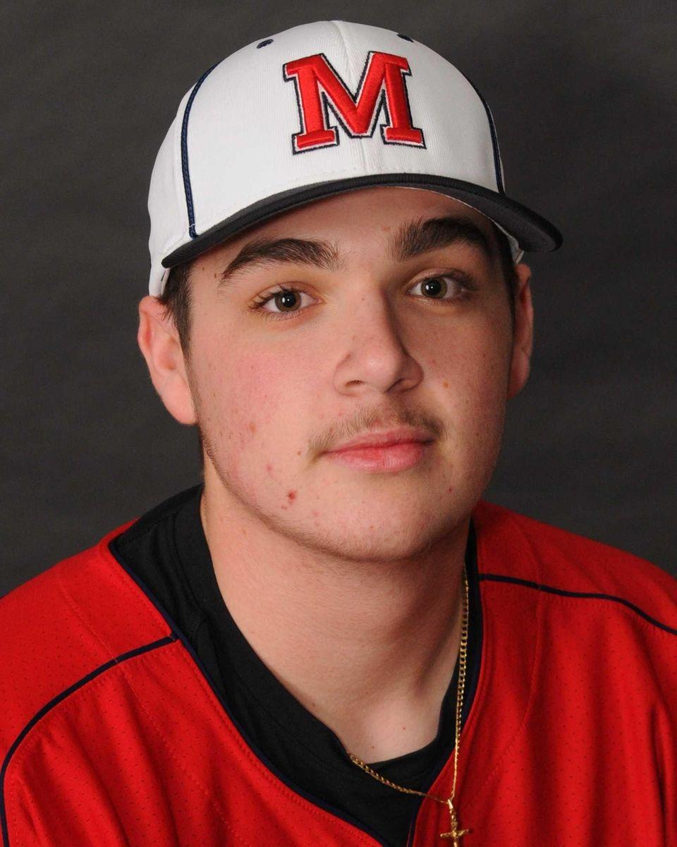 Adam Heidenfelder of MacArthur High School. (March 14,