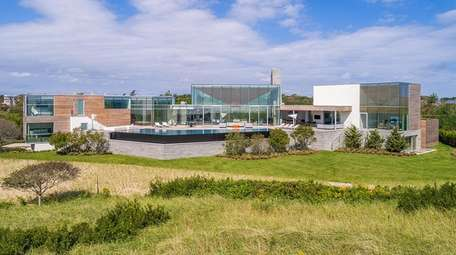 On the market for $52M, this modern home