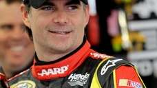 Jeff Gordon, driver of the #24 Drive To
