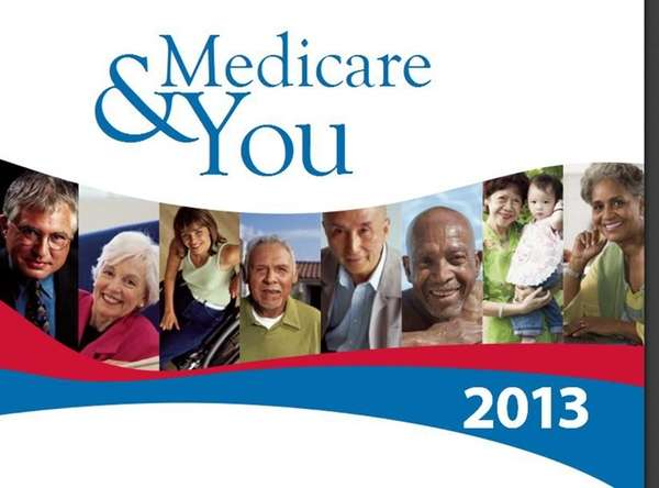 "This year, the""Medicare & You 2013 "" brochure"