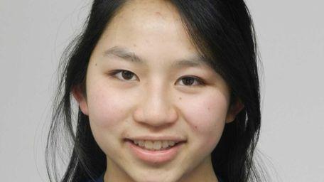 Massapequa High School senior Robyn Tse has taken