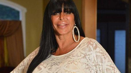 """Angela """"Big Ang"""" Raiola of TV reality show"""