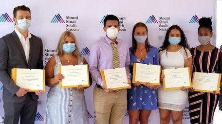 Seven recent high school graduates from Long Island