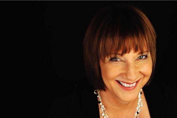 Deborah Crombie, author of