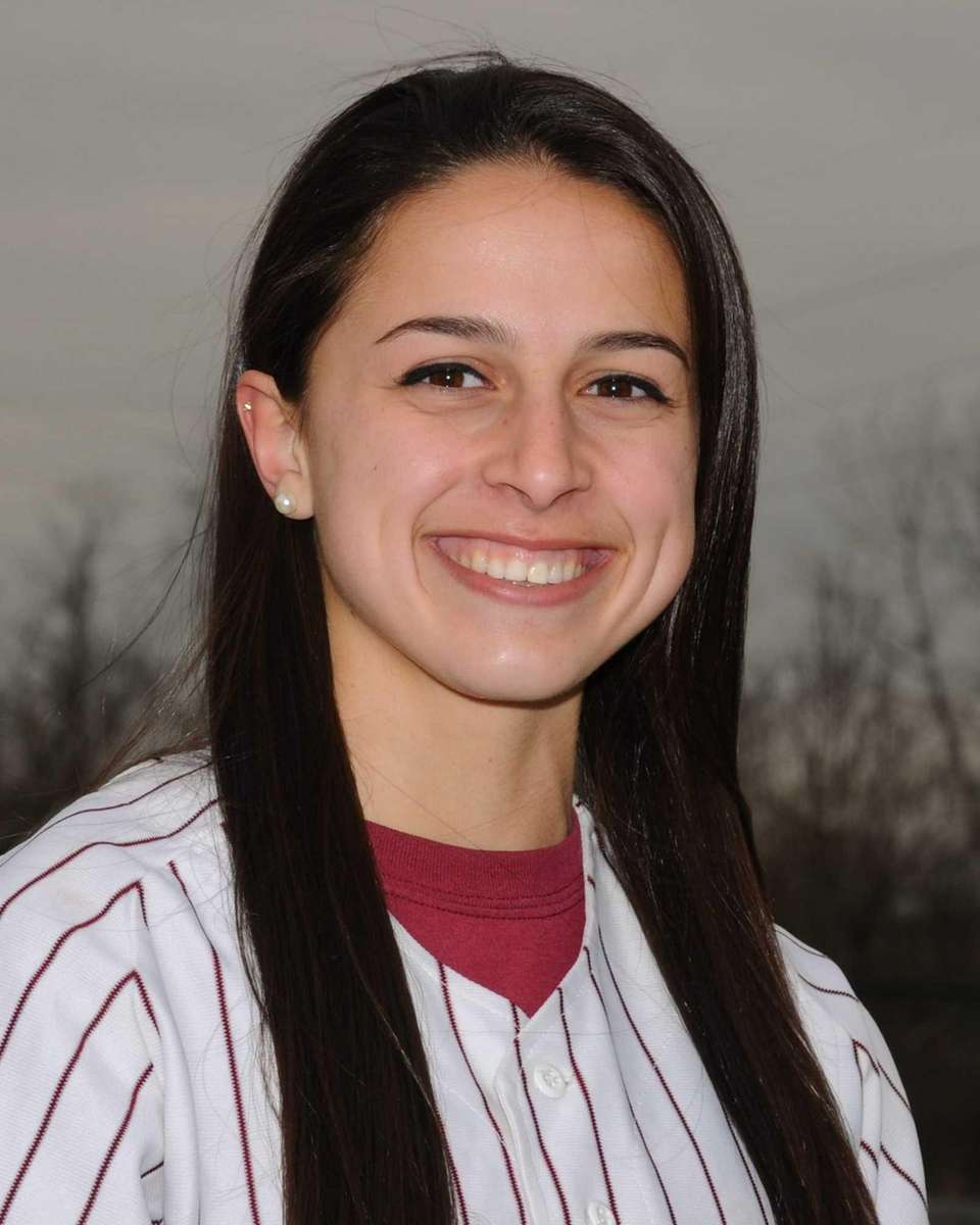GIANA PANARIELLO Bay Shore, SS, Sr. Named a