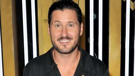 Val Chmerkovskiy is one of the pros who'll