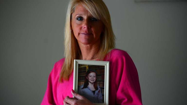 Joy Treanor speaks about the death of her