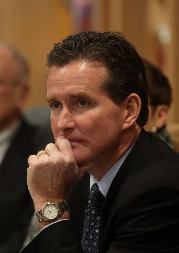 State Senator John Flanagan, the new chairman of
