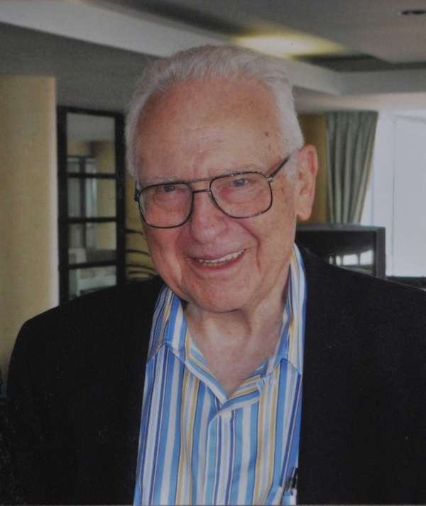 Harold A. Klein, the former director of public
