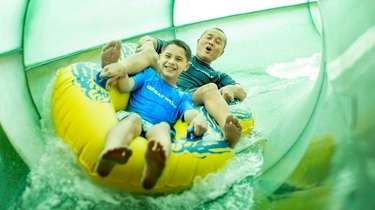 Great Wolf Lodge, Camelback, Split Rock Resort and