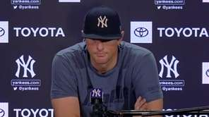 The Yankees on Wednesday talked about DJ LeMahieu's