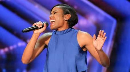 """America's Got Talent"" contestant Shevon Nieto, originally from"