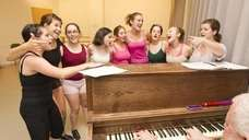 The Passport NYC musical theater camp at the