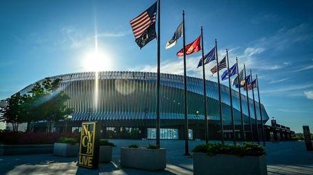 The NYCB Live Nassau Veterans Memorial Coliseum is