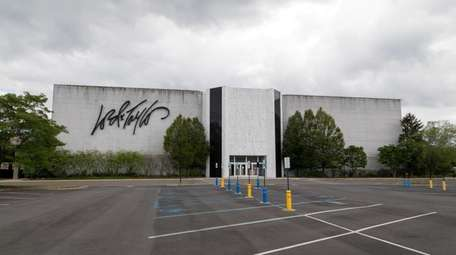 Lord & Taylor opened at the Huntington Station