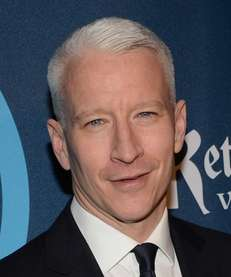 Anderson Cooper attends the 24th Annual GLAAD Media