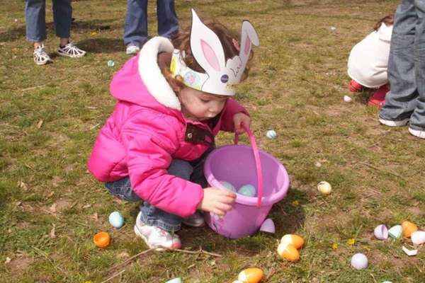 Spring Egg Hunt at Belmont Lake State Park
