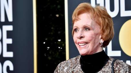 Carol Burnett says her daughter is dealing with