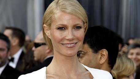 Actress Gwyneth Paltrow has gone public with her