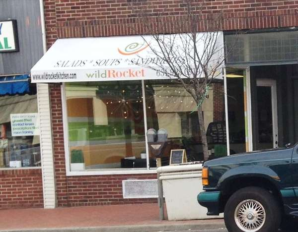 The new Wild Rocket in Huntington focuses on