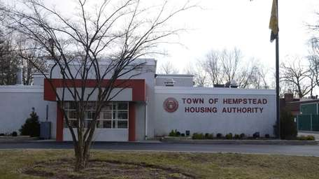 The Town of Hempstead Housing Authority is located