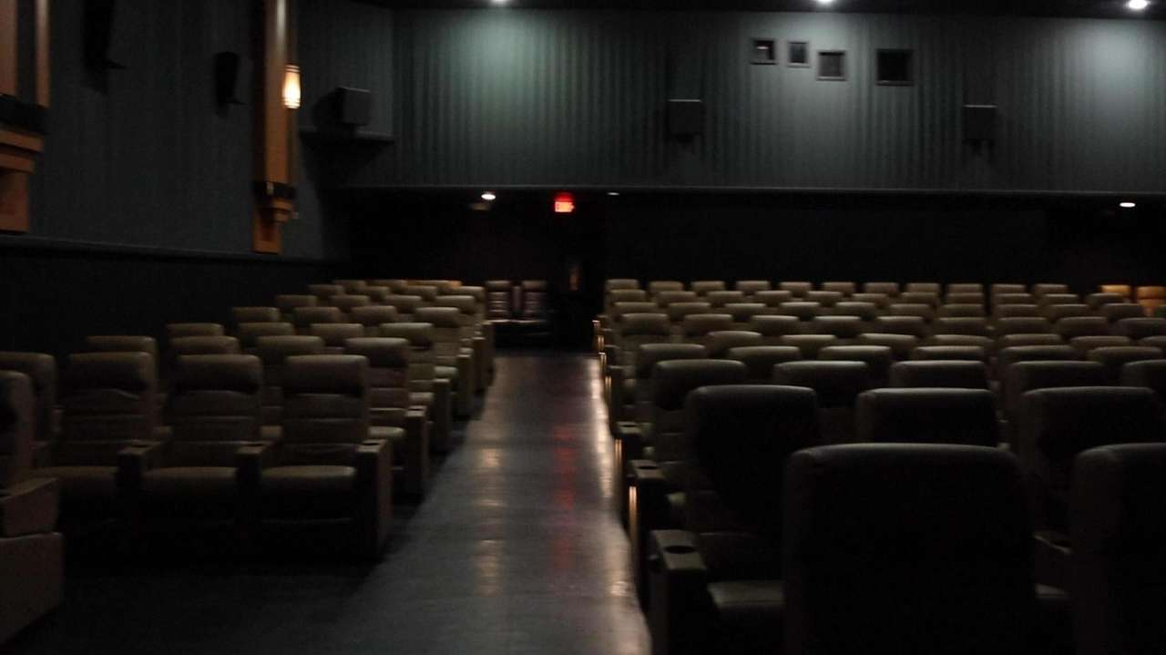 As movie theaters around the country reopen this