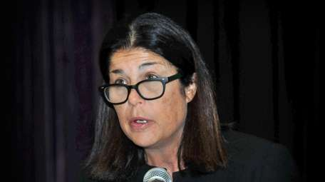 Oyster Bay-East Norwich Schools Superintendent Laura Seinfeld said