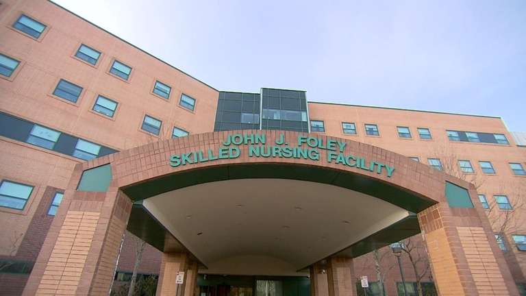 The John J. Foley Skilled Nursing Center is