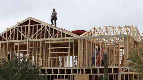 U.S. builders started more houses and apartments in