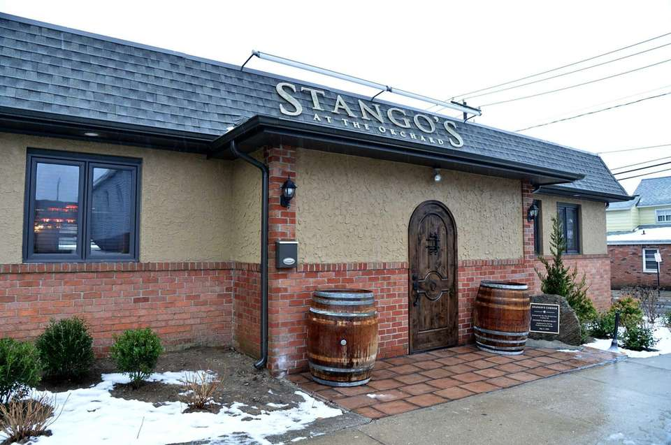 Stango's at the Orchard restaurant in Glen Cove,
