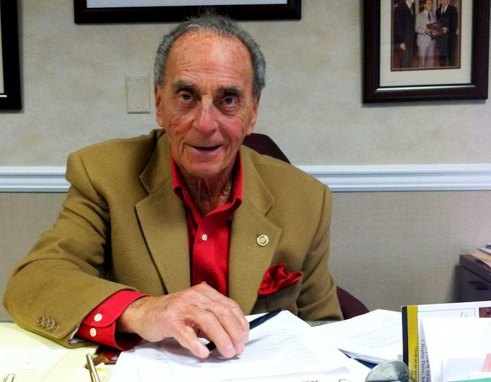 Supervisor Patrick Vecchio said the proposed budget will