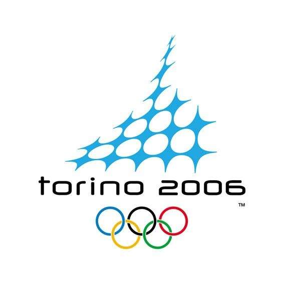 Logo for the 2006 Winter Olympics in Turin,