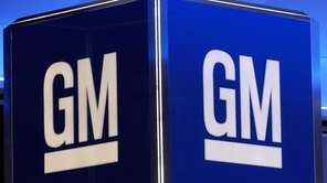 General Motors is recalling nearly 34,000 Buicks and