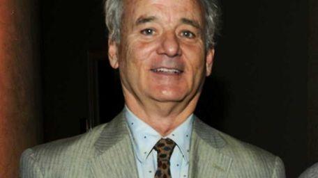 Bill Murray, Palisades resident: