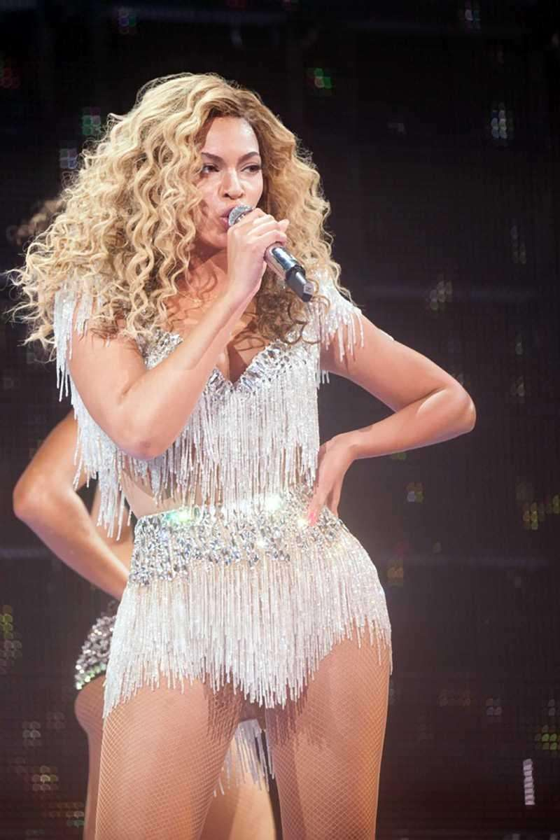 Beyonce performs at Revel in Atlantic City for