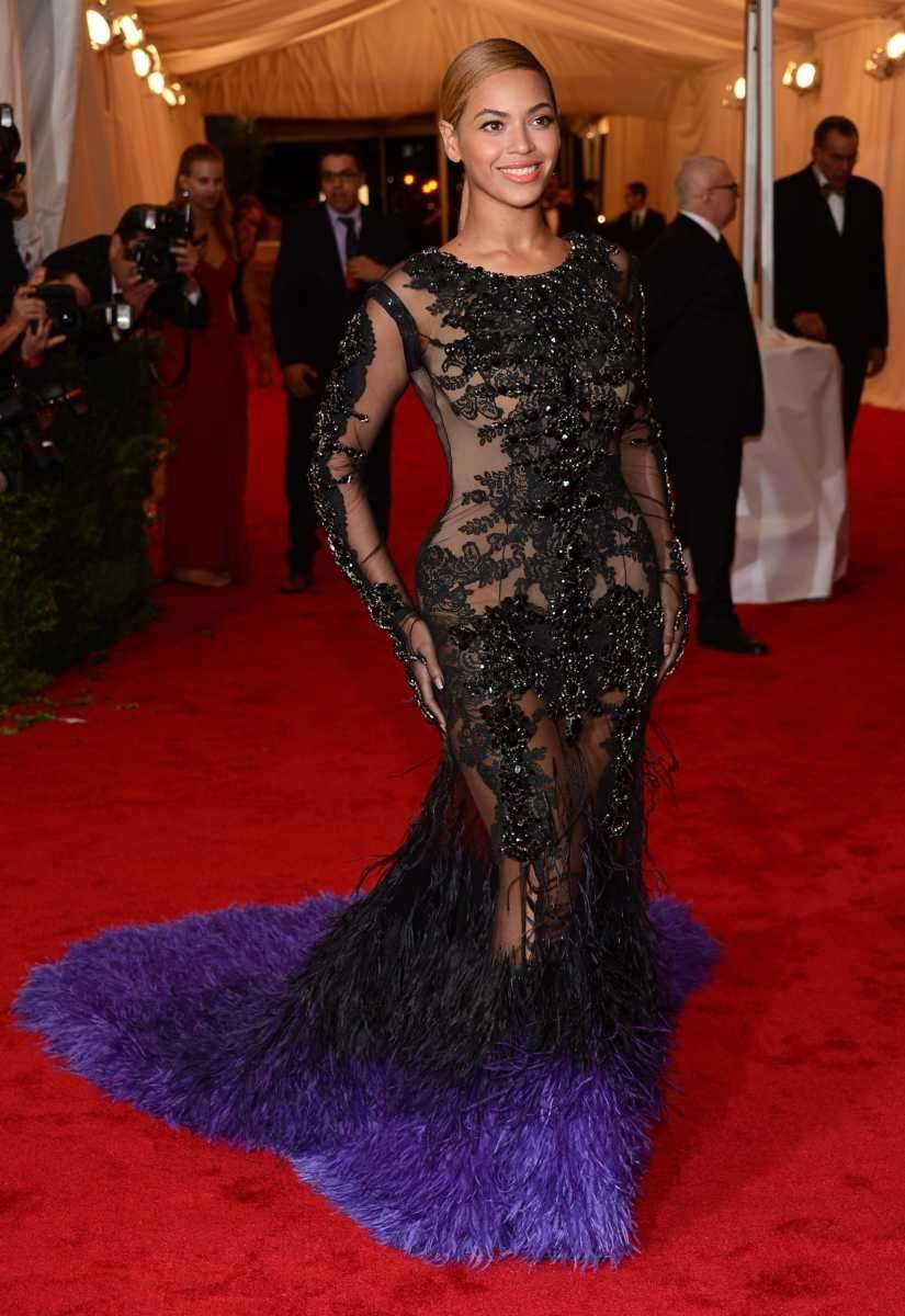 Beyonce Knowles attends the