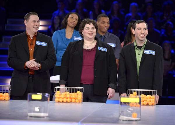 Team Rockin' Rabbis on Season 2 of GSN's