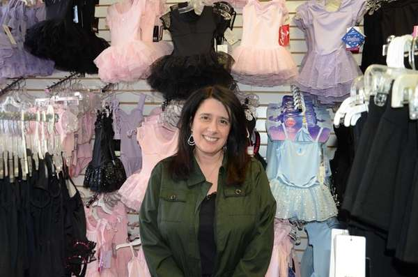 Lisa Spica, a 38-year Smithtown resident, owns Dance