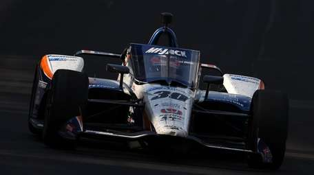 Takuma Sato, driver of the #30 Panasonic /