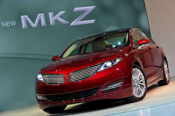 Prices for the Lincoln MKZ start at $35,925.