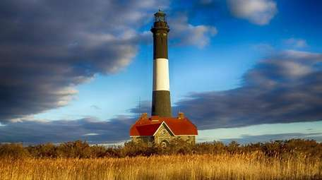 Explore the historic Fire Island Lighthouse at Robert