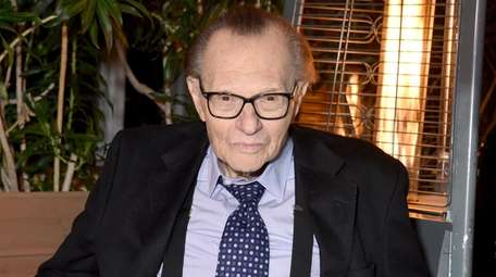 Larry King Speaks Out About Children S Deaths Newsday