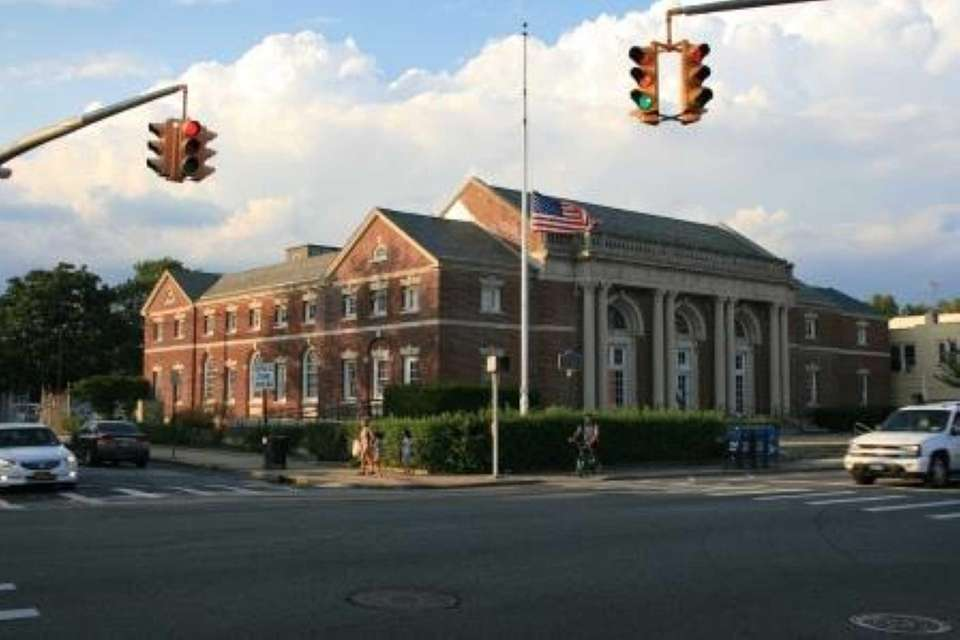 The Freeport U.S. Post Office was part of