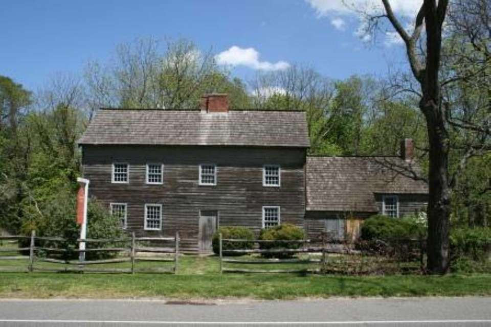 The Thompson House, now a museum, is one