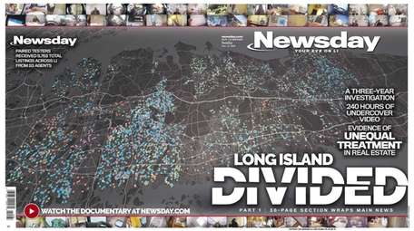 How Newsday covered the story: Nov. 17, 2019.