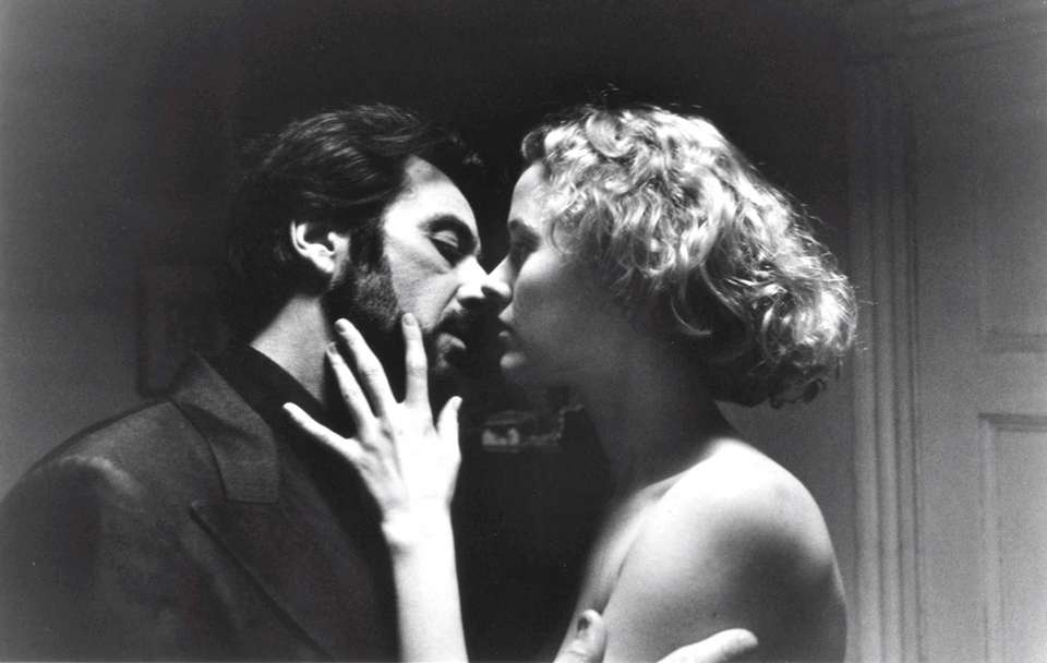 """""""Carlito's Way"""" (1993): Pacino played a gangster who"""