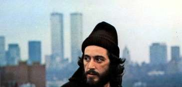 """Serpico"" (1973) -- Pacino was nominated for a"