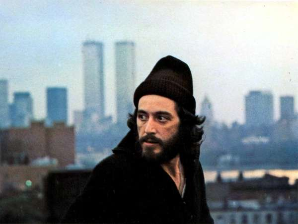"""Serpico"" (1973): Pacino was nominated for a best"